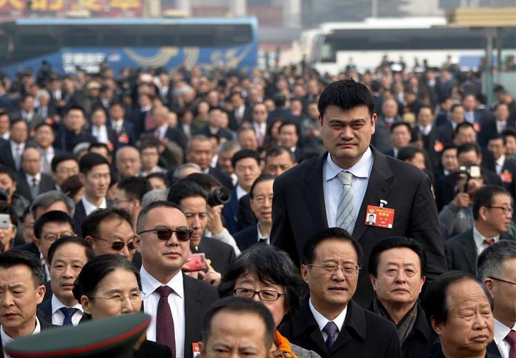 La loca teoría sobre Yao Ming