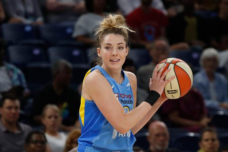 Las jugadoras de la WNBA que debutaron en la Euroleague 1