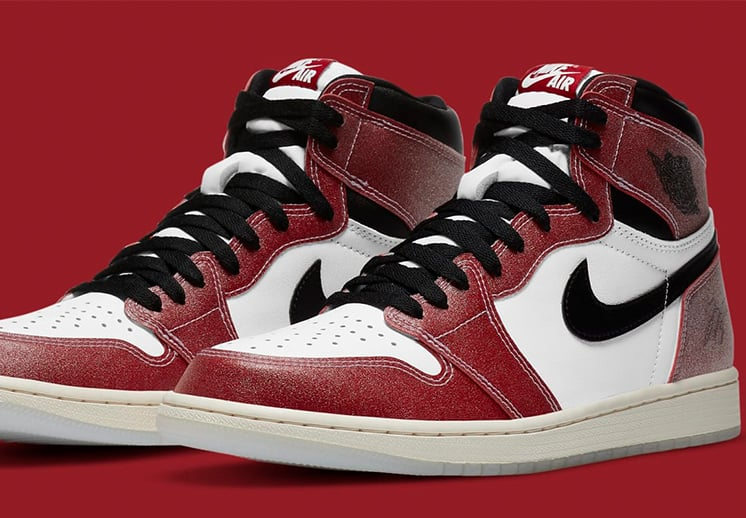 Los Air Jordan 1 exclusivos para la tienda del hijo de Michael Jordan DEST