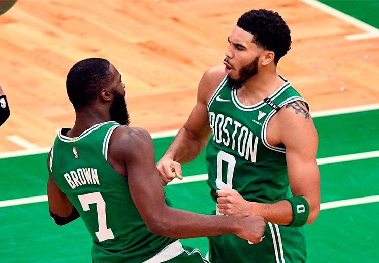 Los Celtics se quedan sin sus estrellas
