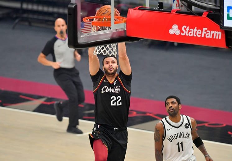 Los Cavs le repitieron la dosis a los Nets de Brooklyn