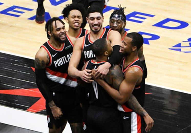 Los Bulls una víctima más de Damian Lillard y su sangre fría
