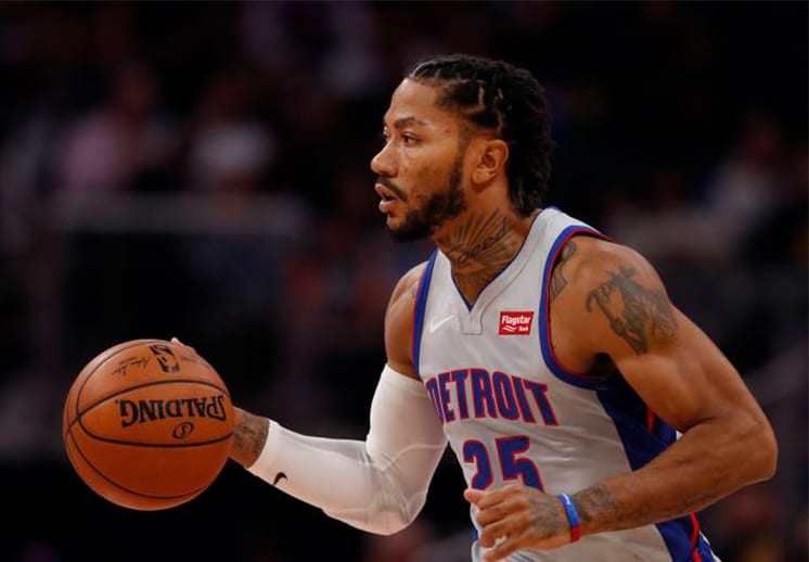 Derrick Rose interesa a Knicks y Clippers
