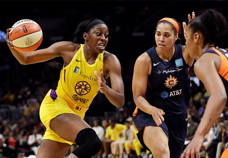 Chiney Ogwumike prepara documental sobre la temporada 2020 de la WNBA