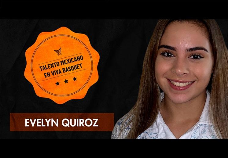 Evelyn Quiroz: Talento Mexicano en Viva Basquet