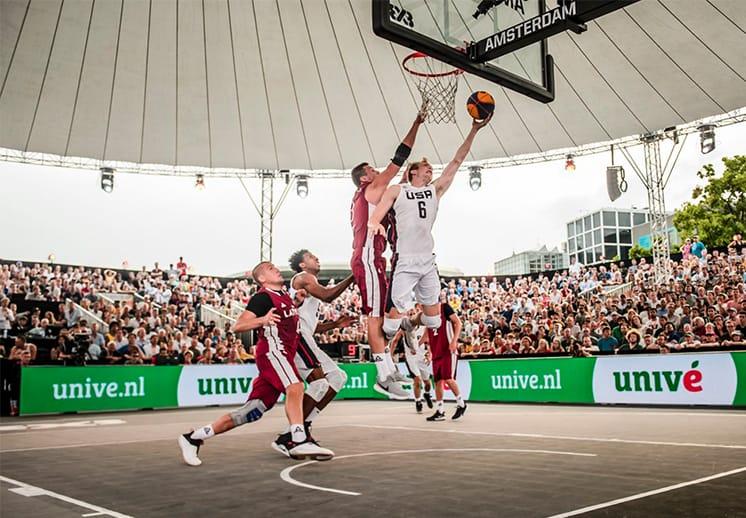 El Mundial del FIBA 3x3 ya tiene sede DEST