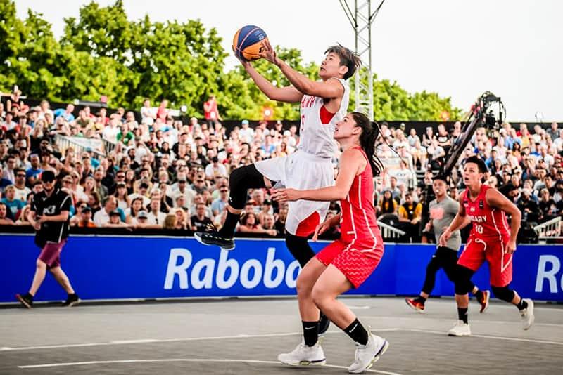 El Mundial del FIBA 3x3 ya tiene sede 1