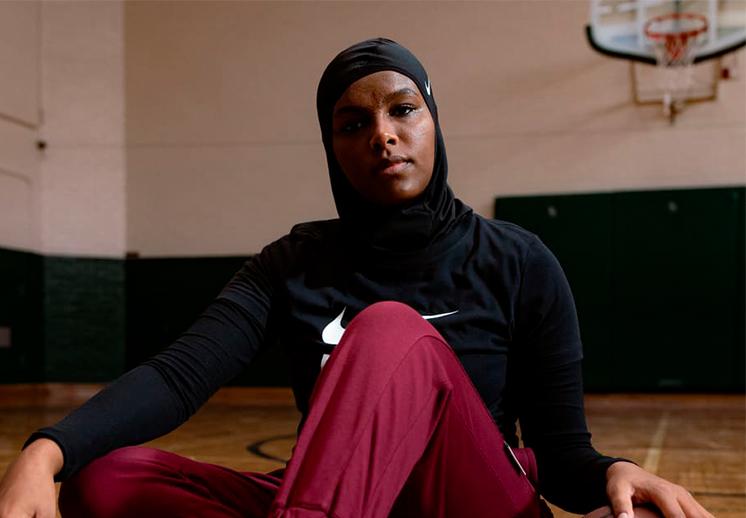 Fitriya Mohamed: la mujer que fundó la primera liga de basketbol musulmana