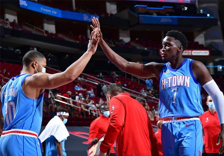 Los Rockets sumaron su cuarto triunfo al hilo