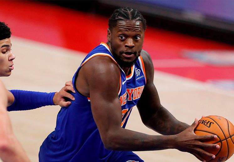 La dupla que ilusiona a los New York Knicks