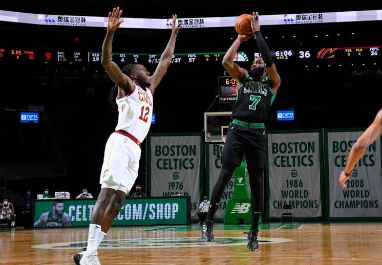Jaylen Brown y su actuación de época con los Celtics