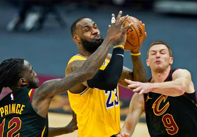 El dulce regreso de LeBron James a Cleveland