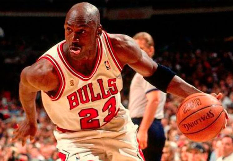 Los 20 mil puntos de Michael Jordan en la NBA