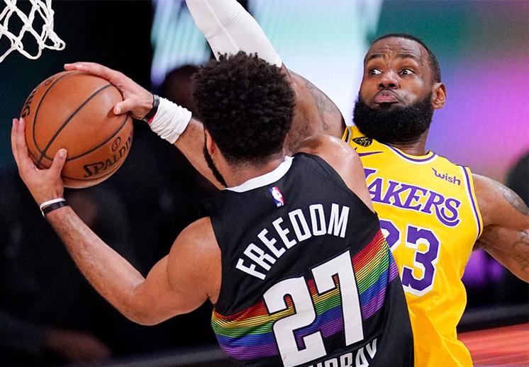 Las 100 mejores jugadas del 2020 en la NBA