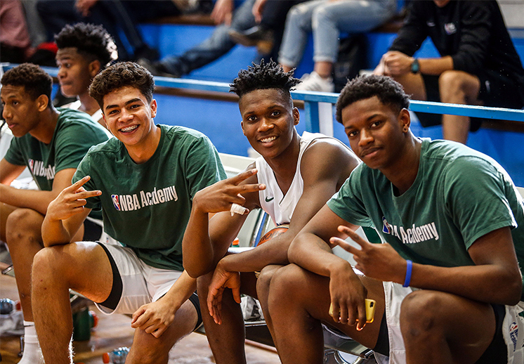NBA Academy Latinoamérica cambia de sede