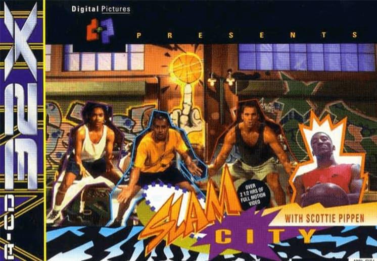 El videojuego de Scottie Pippen y su canción de rap