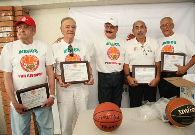 "Se fue un histórico del basquetbol mexicano, murió Rafael ""Caballo"" Heredia"
