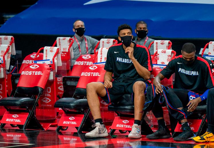 Las nuevas medidas que se aplicarán en la NBA para combatir los contagios