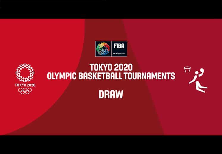 FIBA confirma la fecha del sorteo para los grupos de Juegos Olímpicos DEST