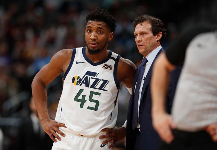 El Jazz de Utah dará becas universitarias por cada triunfo