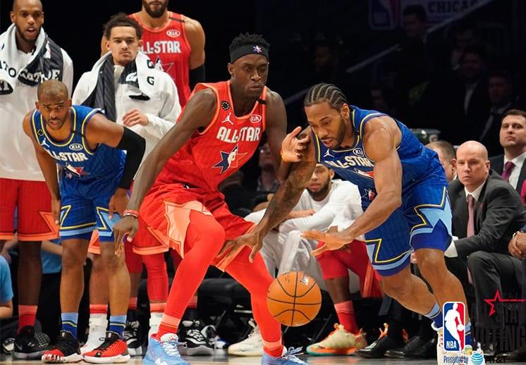 La NBA inicia con las votaciones para el NBA All-Star 2021