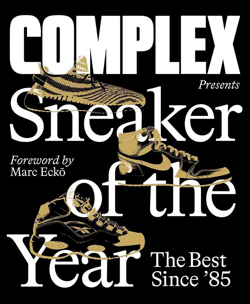 Libros de sneakers para iniciar el 2021 COMPLEX