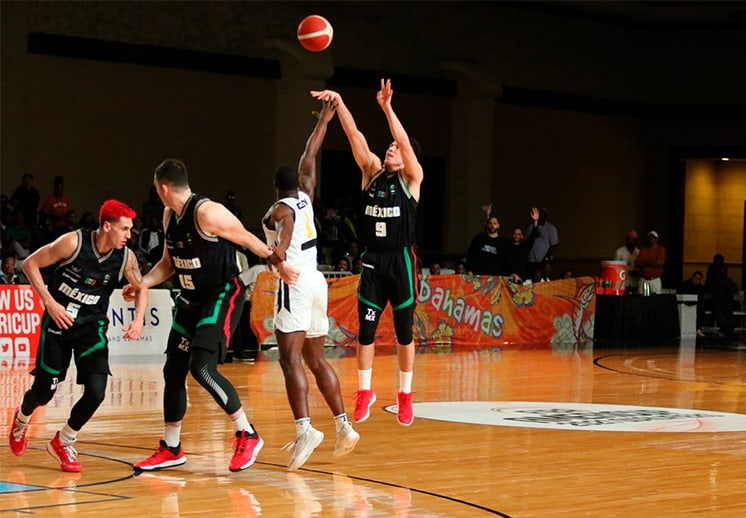 El oscuro panorama del baloncesto mexicano