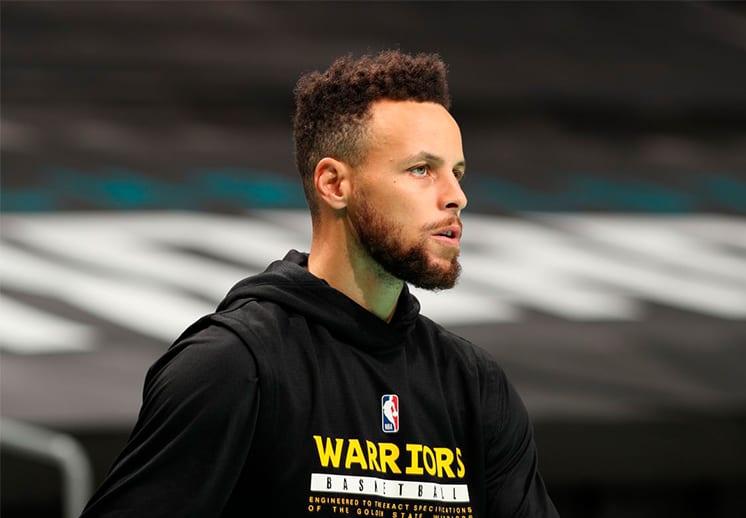 Stephen Curry es el jugador más troleado de la NBA en Twitter