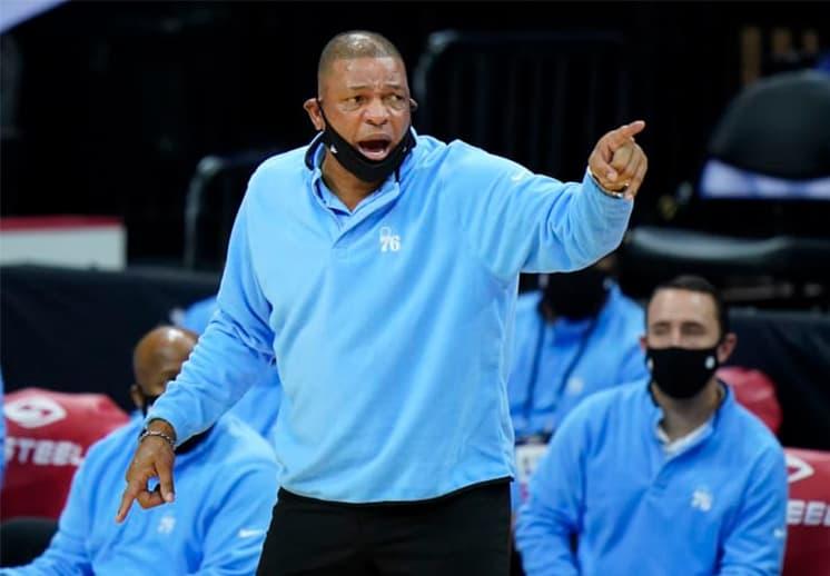 Doc Rivers y Quin Snyder los mejores coaches del mes en la NBA DEST