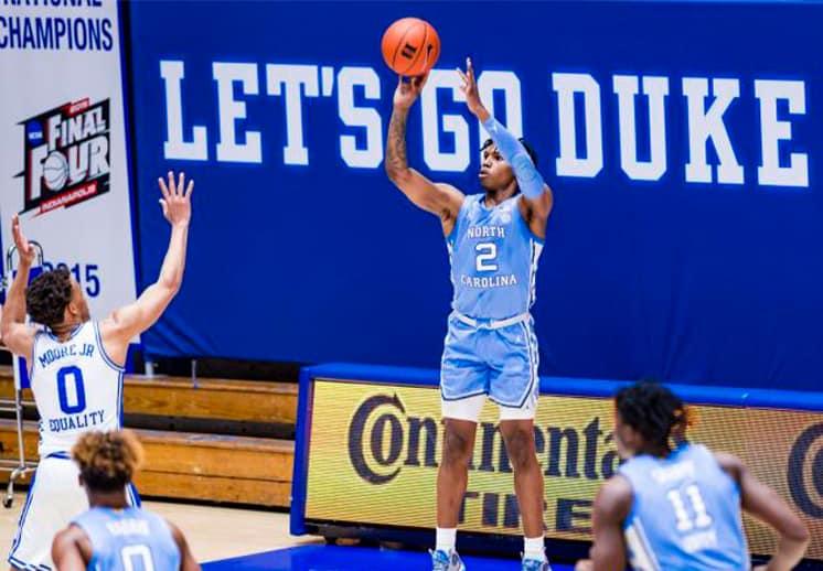 North Carolina se llevó el duelo clásico ante Duke