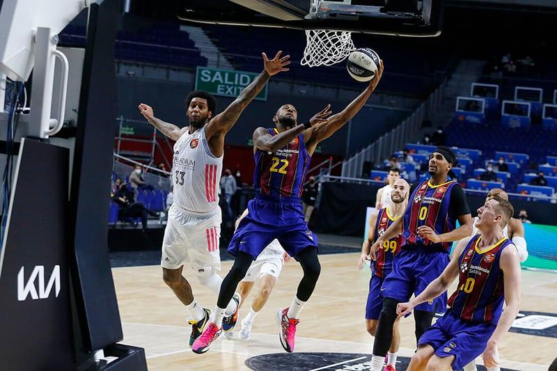Barcelona se quedó con la Copa del Rey en la ACB 1
