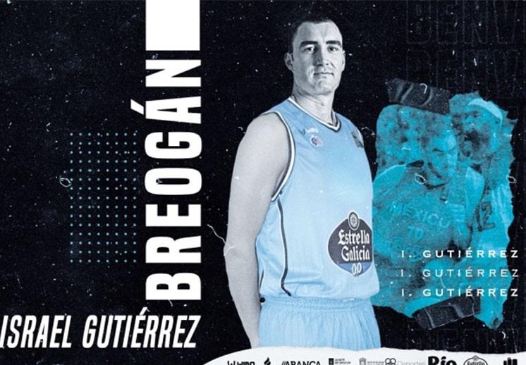 Israel Gutiérrez jugará en España