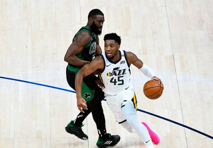 El Utah Jazz está imparable
