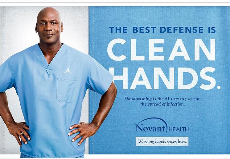 Michael Jordan dona US$10 millones para abrir clínicas