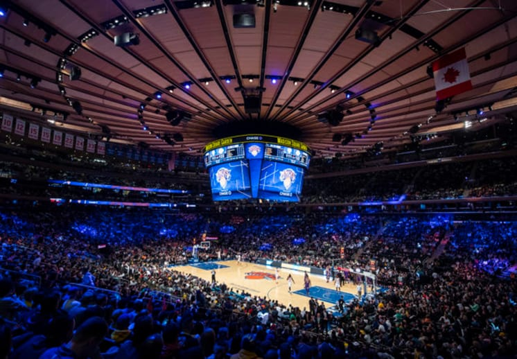 Fans de Knicks agotan boletos para volver al Madison Square Garden