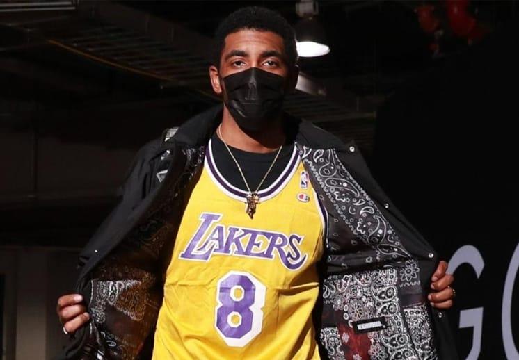 Kyrie Irving quiere a Kobe Bryant como logo de la NBA DEST