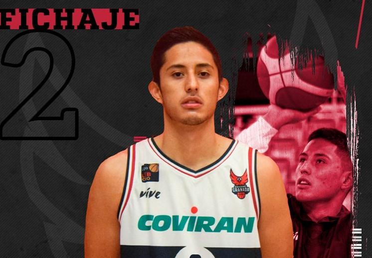 Moisés Andriassi se une al Granada en el baloncesto español