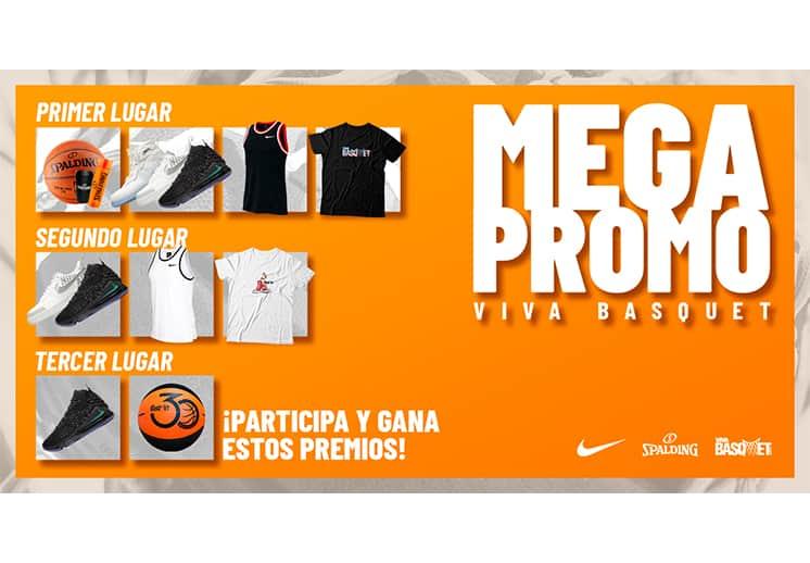 MEGA PROMO Viva Basquet