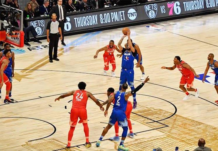 Es oficial: el NBA All-Star Game se jugará el 7 de marzo