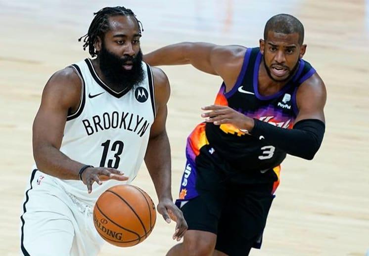 Épico regreso de James Harden y los Nets