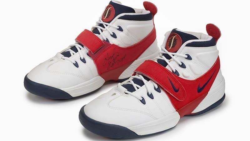 Sheryl Swoopes, la primera mujer en tener unos sneakers exclusivos 4