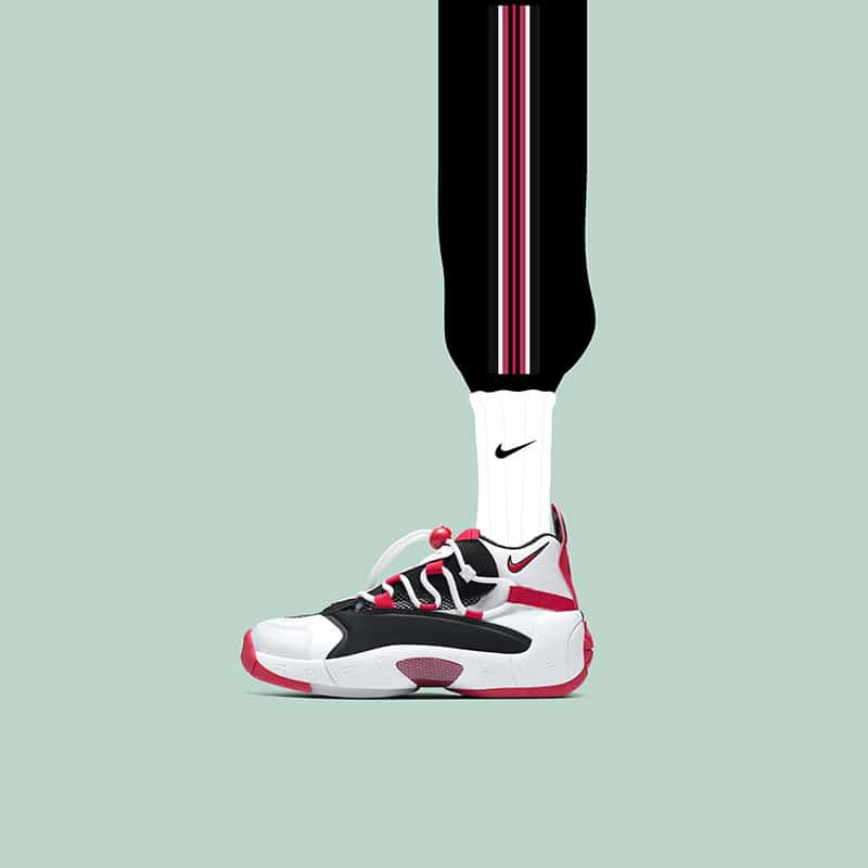 Sheryl Swoopes, la primera mujer en tener unos sneakers exclusivos 3