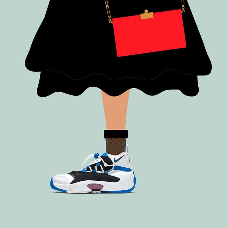 Sheryl Swoopes, la primera mujer en tener unos sneakers exclusivos 1