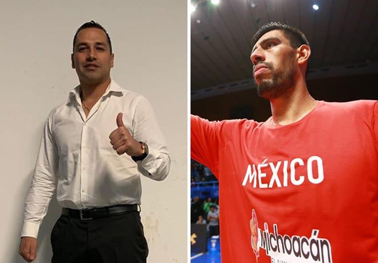 Omar Quintero y Gustavo Ayón encabezan el nuevo proceso en la Selección Mexicana de Basquetbol