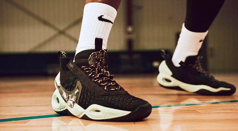 Nike creó unos tenis de basket hechos de basura: los Cosmic Unity 2