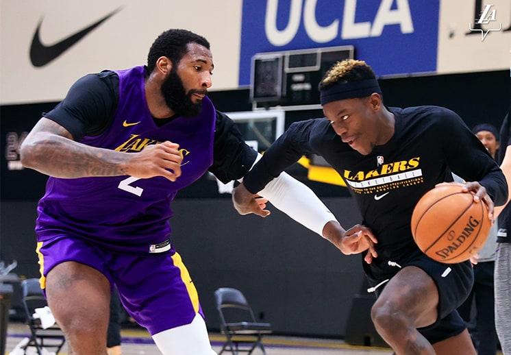 Andre Drummond debutará con Lakers ante los Bucks