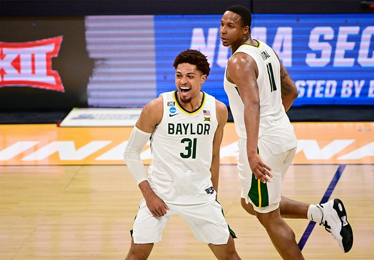 Baylor & Arkansas listos para el Elite Eight de la NCAA