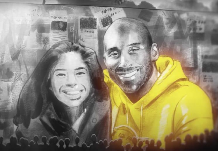 """""""Dear Kobe"""" un emotivo homenaje a Kobe y su corto ganador del Oscar"""