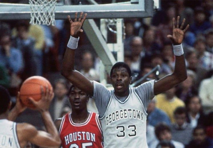 Duelo de leyendas: Ewing vs Akeem