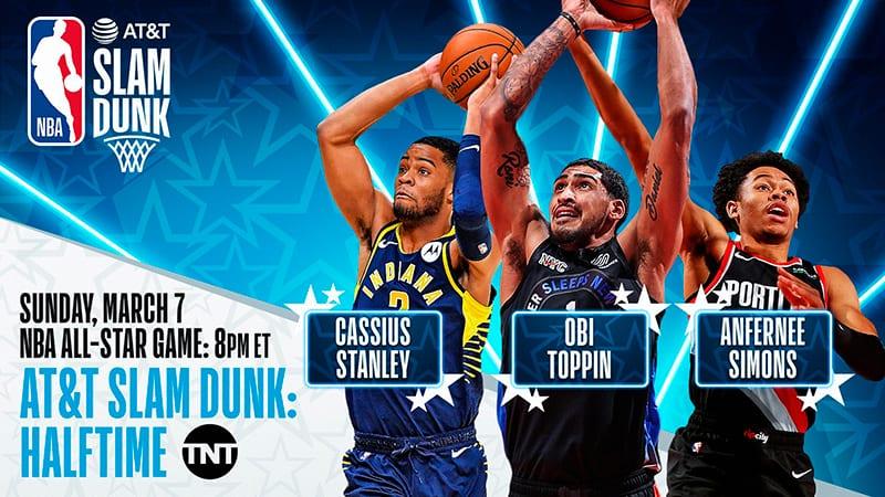 El elenco de las otras actividades del NBA All-Star Game 2021 1